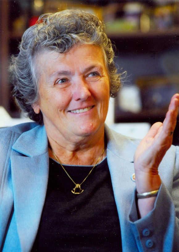 Joan Chittister é uma freira beneditina norte-americana e um nome incontornável no campo da espiritualidade cristã.